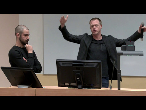 Cyber Security Guest Lecture - System Hardening - Eric Mazza & Sean Arries