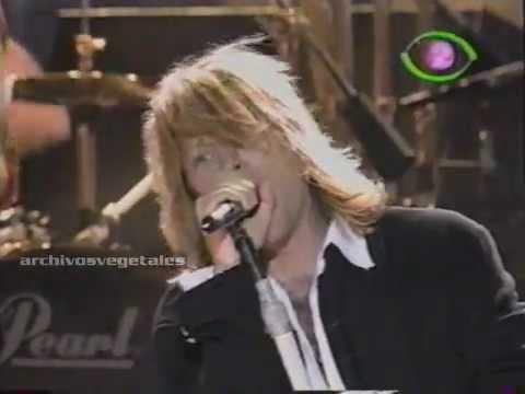 Bon Jovi - Helter Skelter & Something for Pain