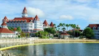 Walt Disney World | Grand Floridian Resort & Spa | BGM Loop