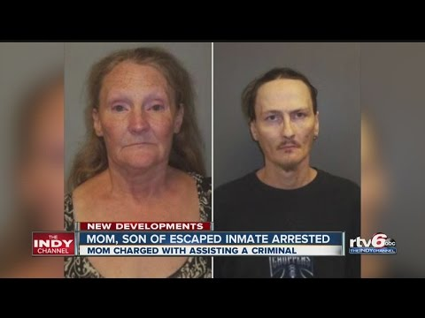 Mom, Son Of Escaped Inmate Arrested
