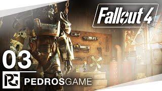 Pedro | Fallout 4 | E03 - Super oblek | PC | CZ/SK