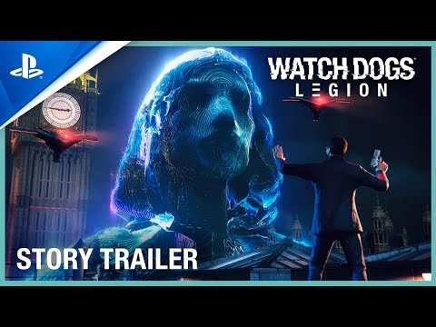 Watch Dogs: Legion - Story Trailer | PS4