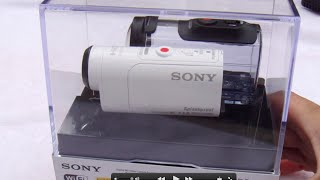Sony HDR AZ1 Action Mini POV camera