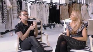 CHRISTIAN SIRIANO Exclusive Designer Interview |  One to Watch