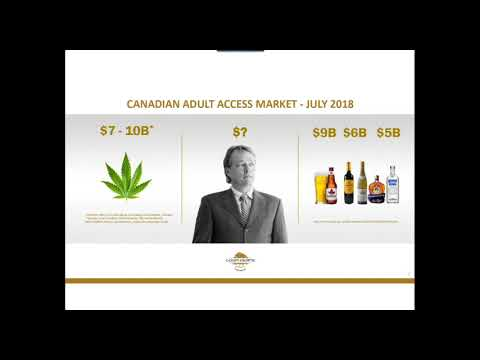 Canopy Growth Webinar TSX WEED OTC TWMJF Exclusive Webinar - November 2, 2017