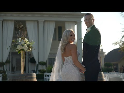 Matt & Lacey Enos Wedding Ceremony, Fresno Wedding Videos