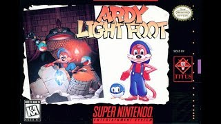 Is Ardy Lightfoot Worth Playing Today? - SNESdrunk