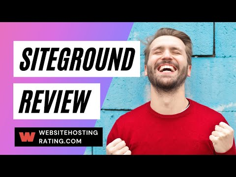 SiteGround Review 🔥 Features, Pricing, Pros & Cons (My Experience of Using SiteGround Hosting)