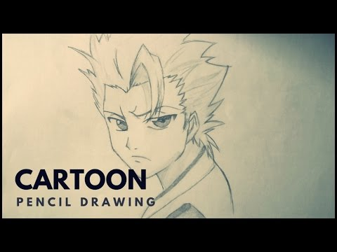 How To Draw Cartoons For Beginners Step By Step With Pencil