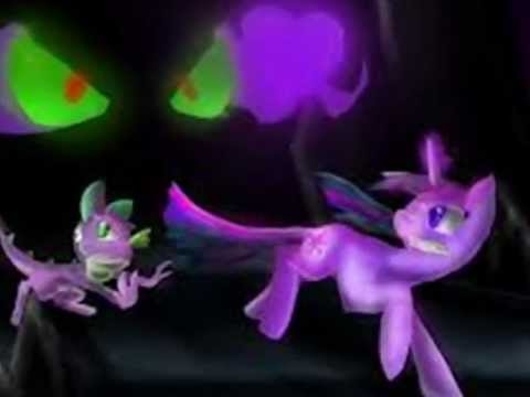 MLP.FIM - King Sombra & Dark Twilight Sparkle