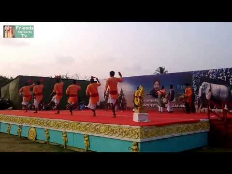 Oyilattam | Tamizhan Traditional Dance|ஒயிலாட்டம்