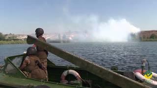 Тренування військових інженерів на Маріупольському напрямку