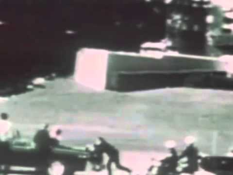 Orville Nix Film Slow Motion/John Connally Shot JFK