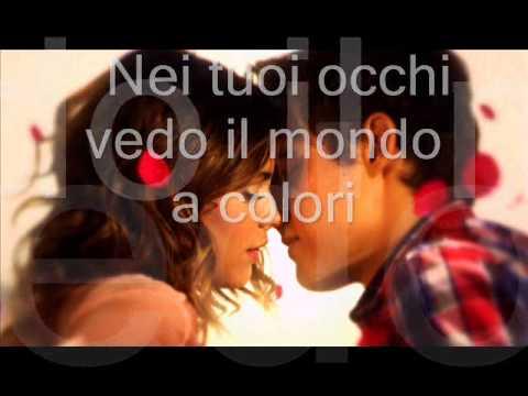 Violetta e Leon Nuestro Camino + traduzione HD (canzone completa)