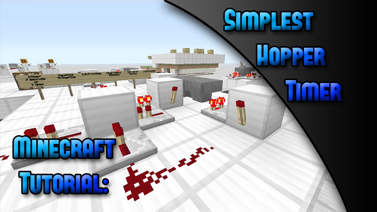 how to use hoppers minecraft xbox