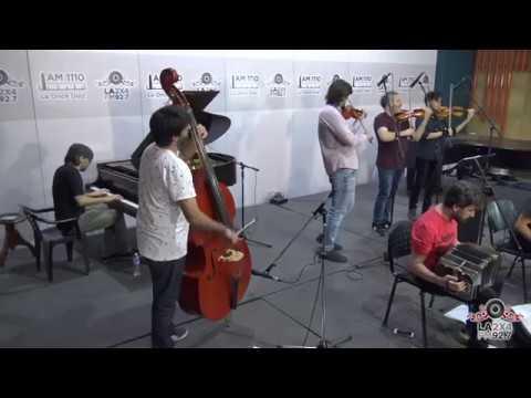 """<h3 class=""""list-group-item-title"""">""""Vida mía"""" Orquesta Típica Misteriosa Buenos Aires en Por la Vuelta.</h3>"""