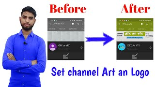 how to set logo and banner on youtube|change youtube cover pho…
