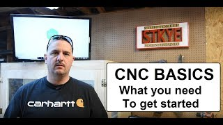 CNC Basics What you need to get started