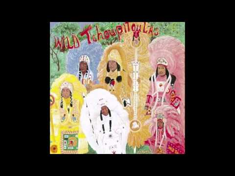 The Wild Tchoupitoulas-Indian Red
