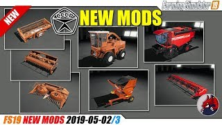"[""BEAST"", ""Simulators"", ""Review"", ""FarmingSimulator19"", ""FS19"", ""FS19ModReview"", ""FS19ModsReview"", ""fs19 mods"", ""fs19 harvesters"", ""DON-680"", ""PRESS ROLL BALER PRP-1.6"", ""PALESSE GS16""]"
