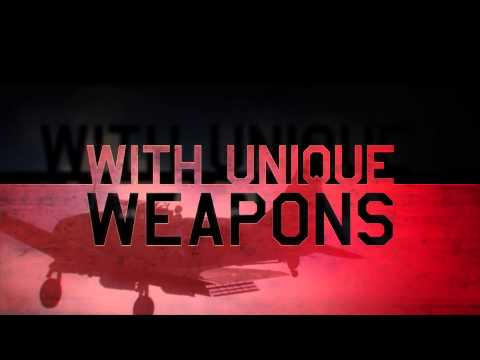 War Thunder (Free Aerial Combat MMO): Open Beta Trailer