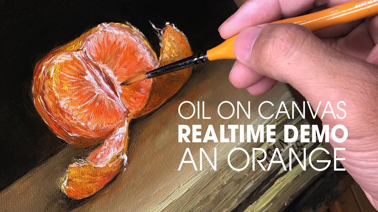 Realtime Oil Painting Basics Tutorial