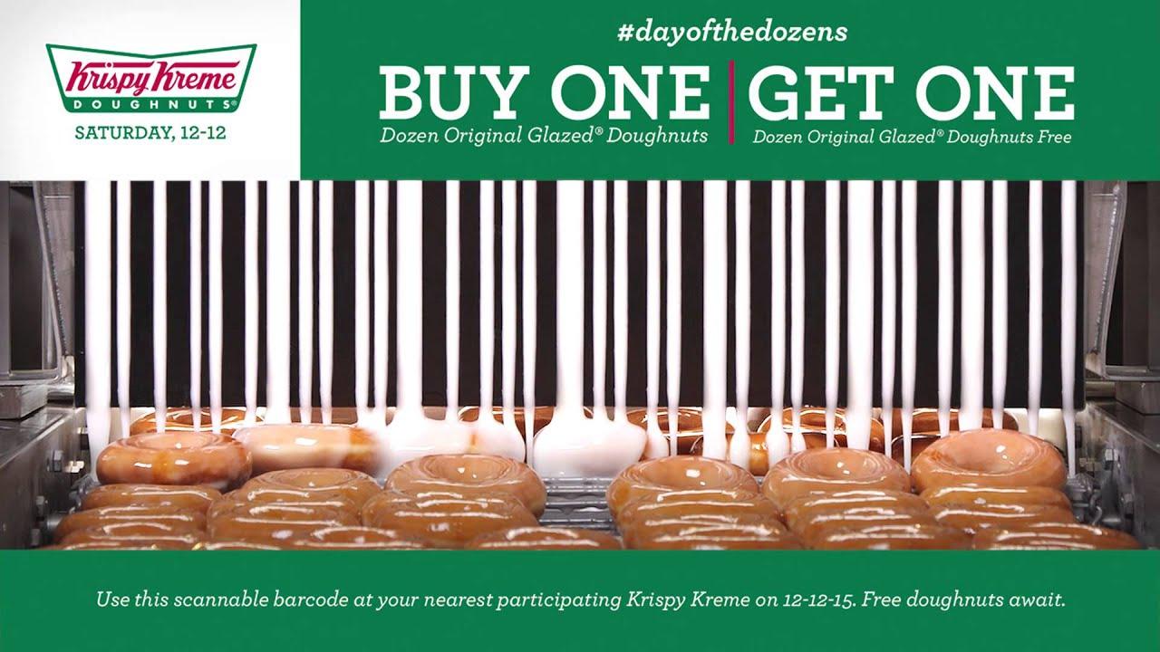 Krispy donuts coupons