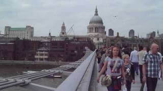 Cheerio, Casey video - London Week 1