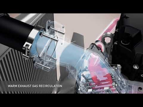 (HMFC) Euro 6 Engine Technology - 3D Animation - GB - Renault Trucks