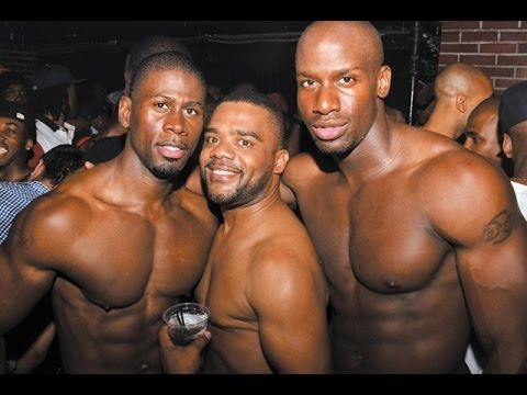 Www gay black men com