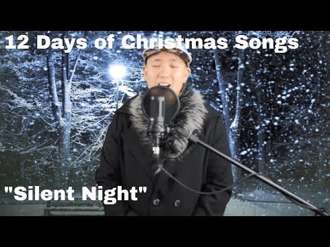 12 days of christmas songs silent night acapella cover
