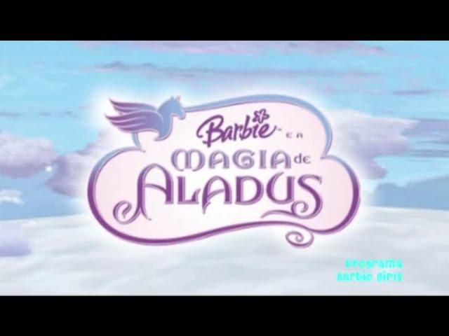 Barbie e a Magia de Aladus - Trailer BR (DUBLADO) (HD)