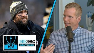 Ben Roethlisberger covering for his mistake | Chris Simms Unbuttoned | NBC Sports