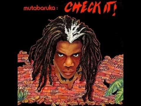 mutabaruka - h2 worka - reggae - HQ.wmv