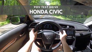 2019 Honda Civic | POV TEST DRIVE