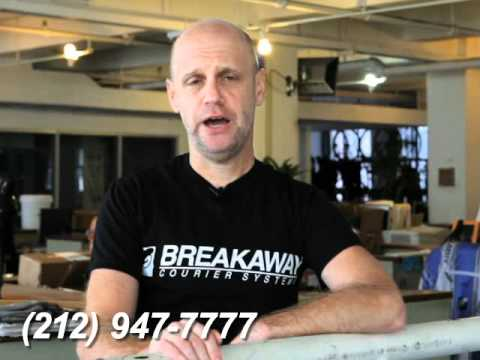 Breakaway Courier Systems - Courier & Delivery Service, New York, NY