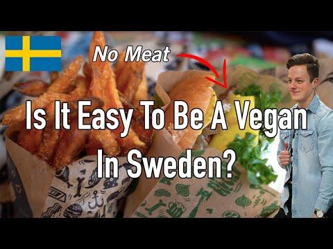Is It Easier Being A Vegan In Sweden?