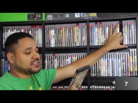 Mi coleccion de PS3 Playstation 3 gracias a las ventas de garaje