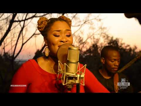South African -Lady Zamar feel good session