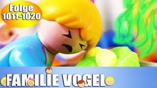 Playmobil Filme Familie Vogel: Folge 1011-1020 | Kinderserie | Videosammlung Compilation Deutsch