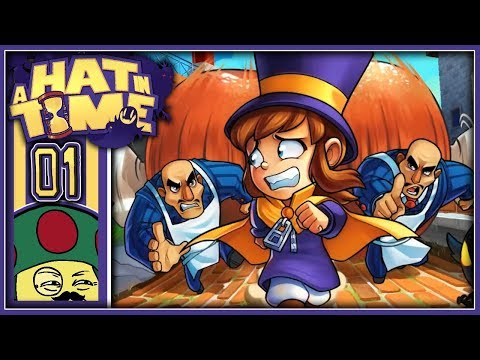 Moggy liebt A Hat In Time! - [Mafia Town] #1