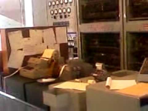 CSIRAC one of the earliest computers.mp4