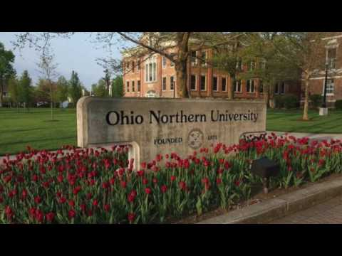 Ohio Northern University - A Tour