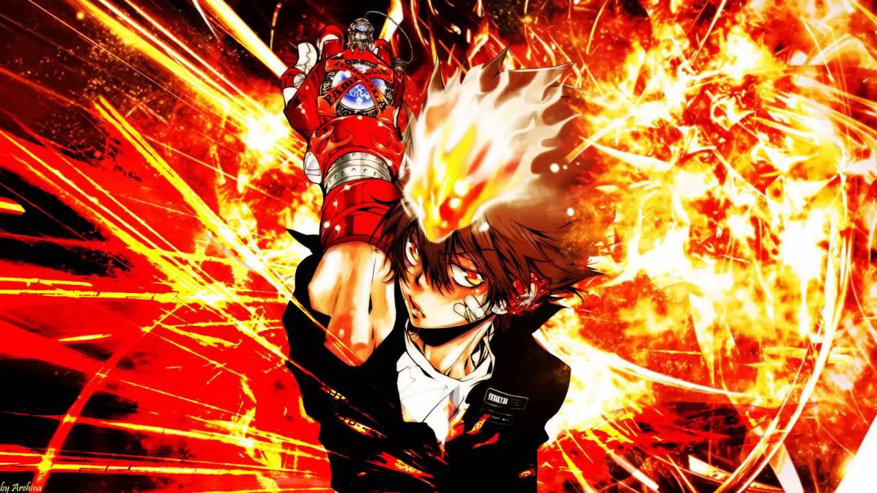 Tutor Hitman Reborn Tsuna Kakusei Best Anime Music Most