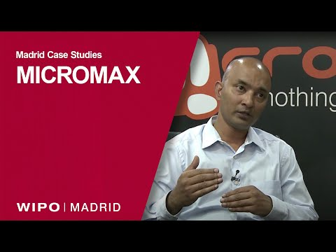 India's Micromax Uses Madrid System for Brand Protection Abroad