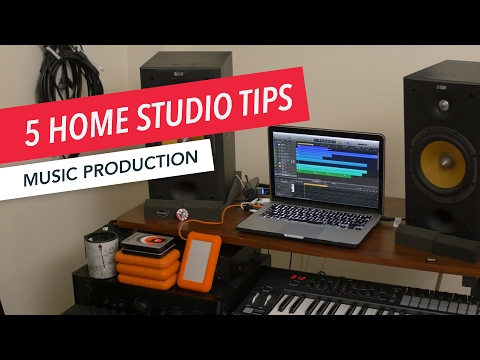 5 Essential Items For Your Home Studio | Music Production | Tips & Tricks | Berklee Online