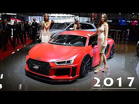 THE BEST CARS AT GENEVA MOTORSHOW 2017!!