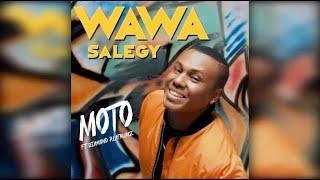 Wawa Salegy Ft. Diamond Platnumz - Moto - audio