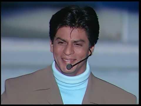 Zee Cine Awards 2001 | Opening Show with Shahrukh Khan