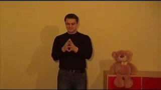 Видеоурок 1. Базовые положения рук оратора.